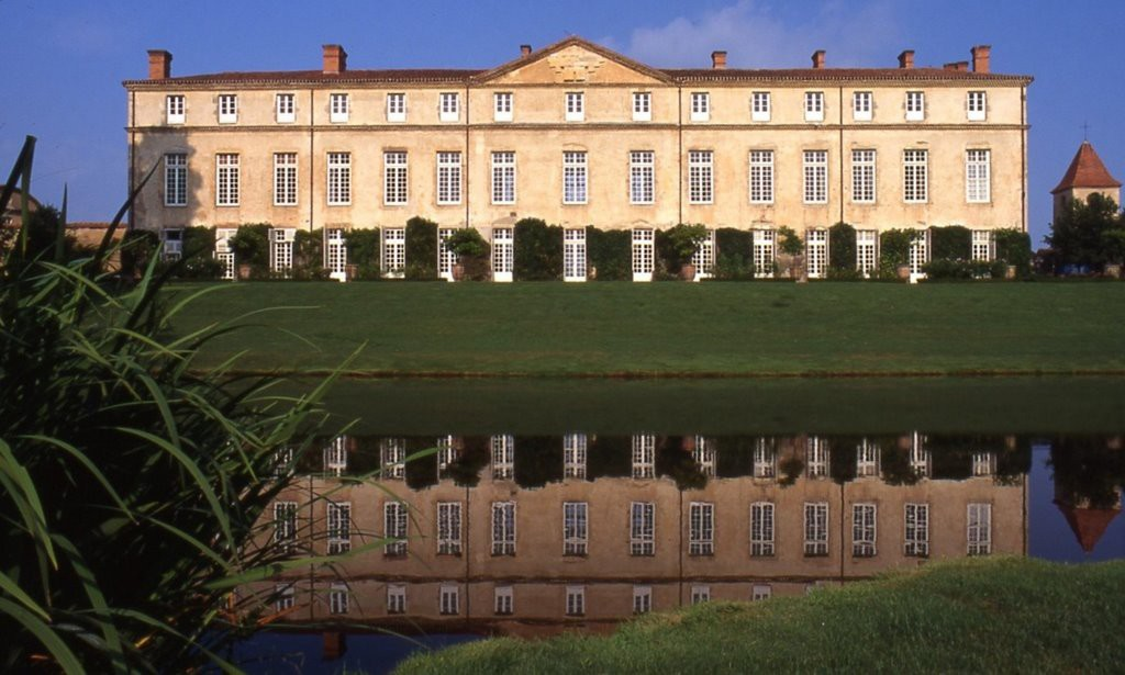 замок Парантиня