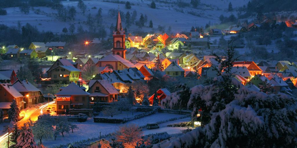 Рождественский Эльзас