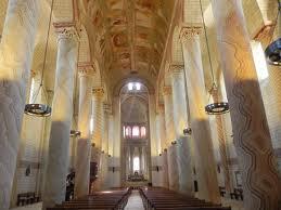 abbatiale de Saint-Savin sur Gartempe