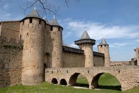 cité fortifiée de Carcassonne