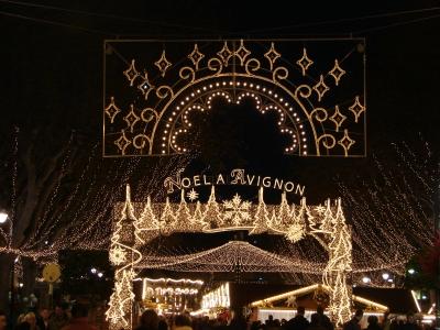 Рождество в Авиньоне