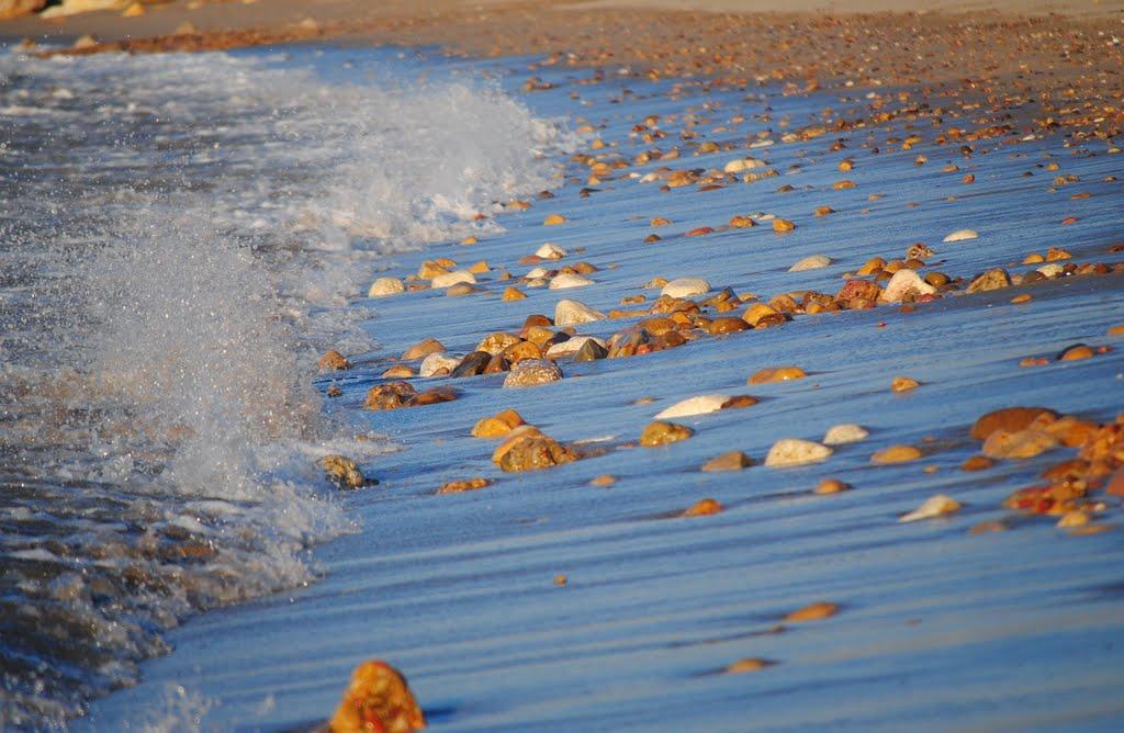 пляж Ботай в Пор-де-Бук