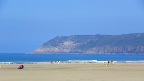 пляж Сьото в Ле Пьё