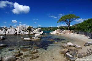 пляж порто веккио