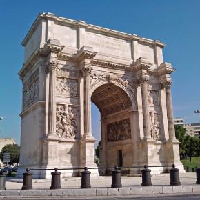 a Porte d'Aix