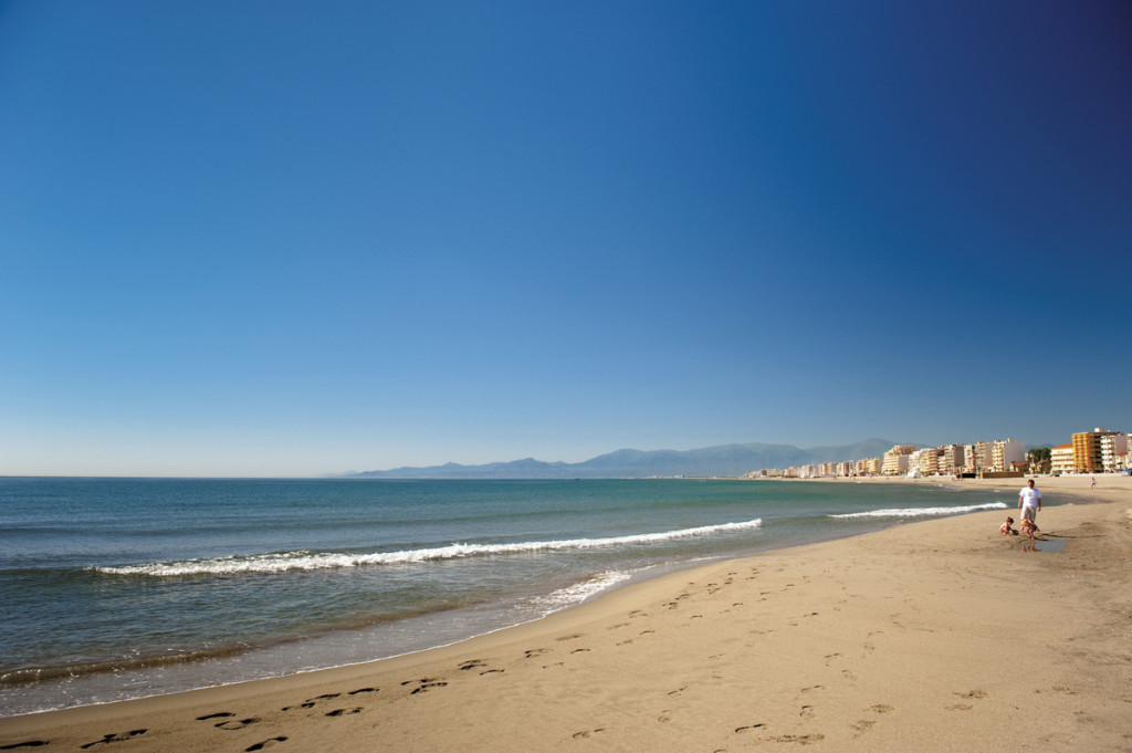 Канэ-ан-Руссильон пляж