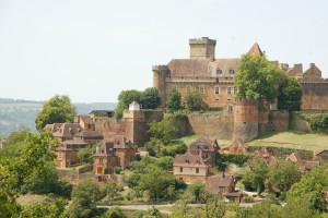 замок Кастельну