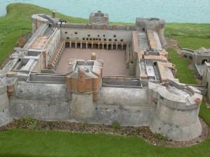 крепость Сальс
