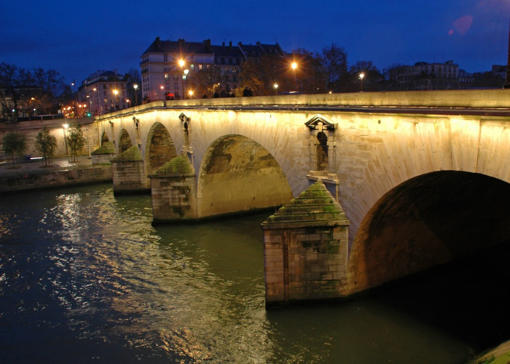 мост марии