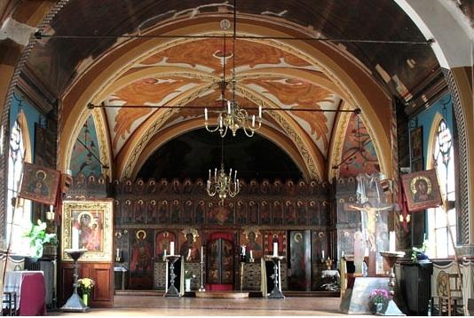русская церковь в париже 2