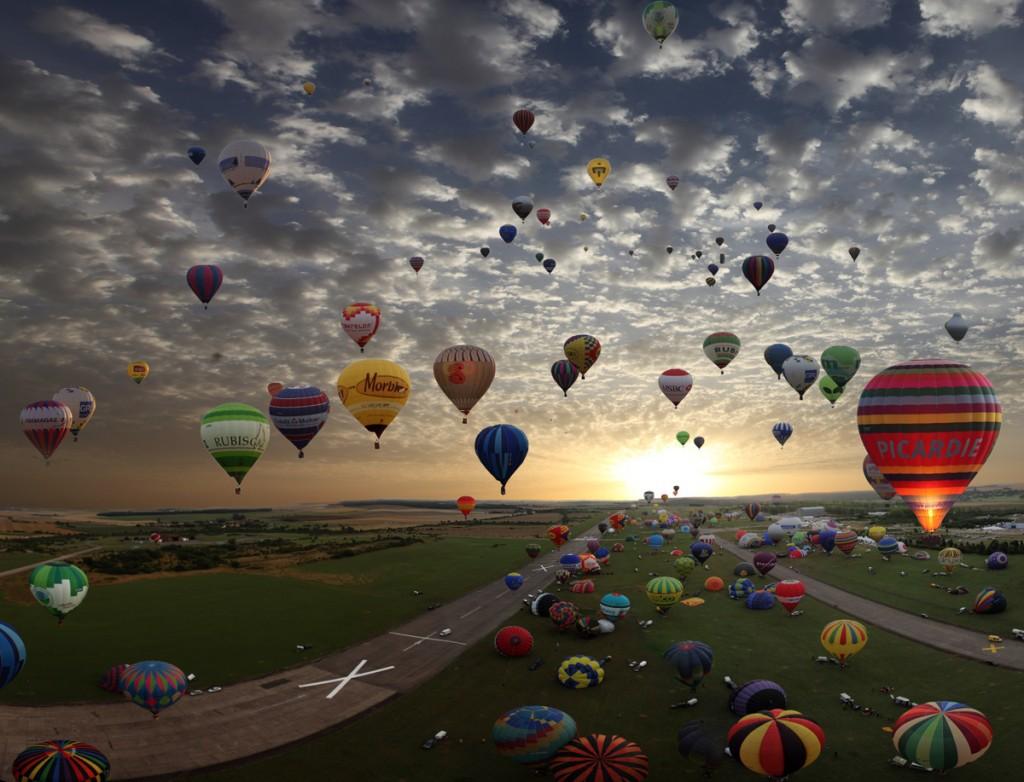 фестиваль воздушных шаров 2