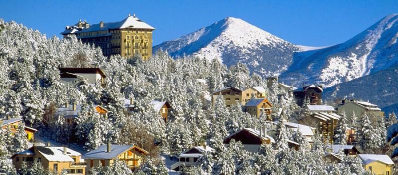 горнолыжный курорт Фон Ромё