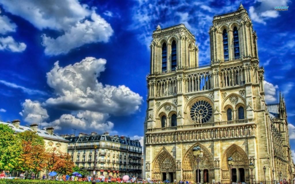 La-Notre-Dame-de-Paris