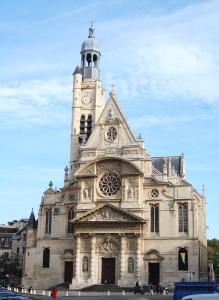 церковь Св.Этьенна дю Мон