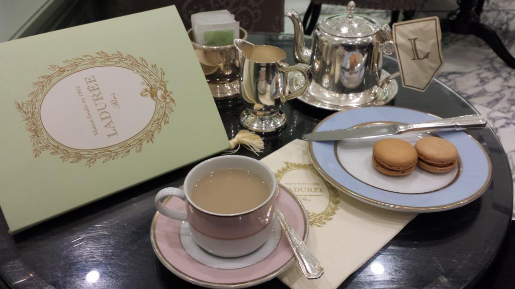 чайный салон Лядюре