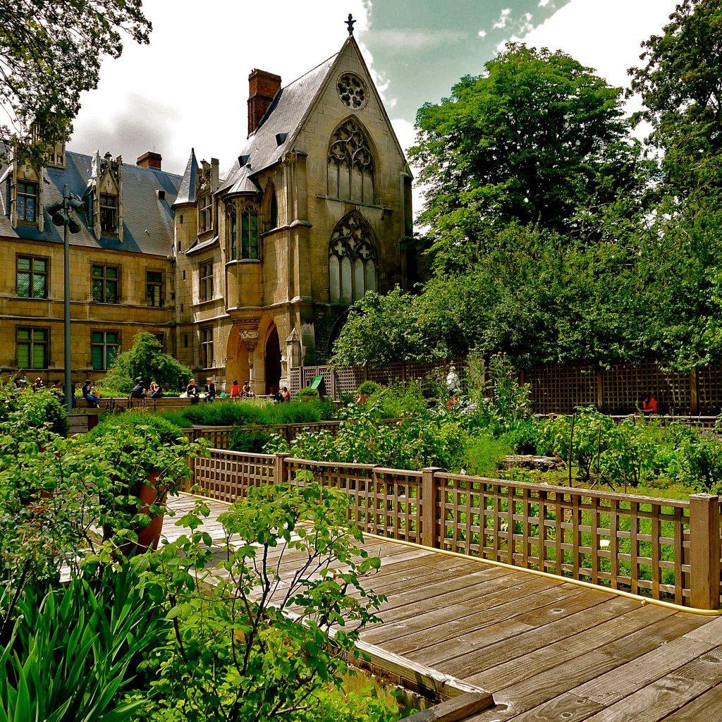 сады Клюни