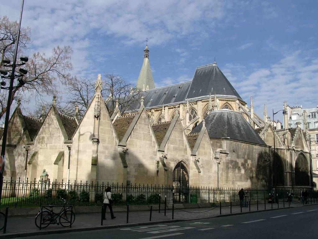 церковь Св.Северена
