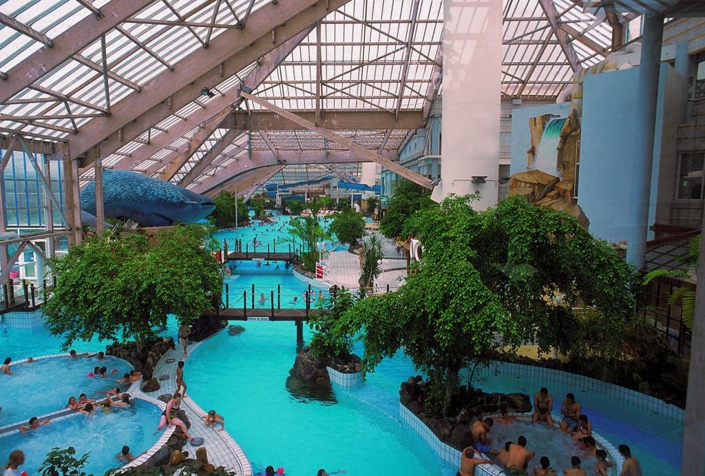 аквапарк в париже