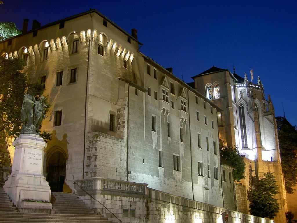 дворец савойских герцогов
