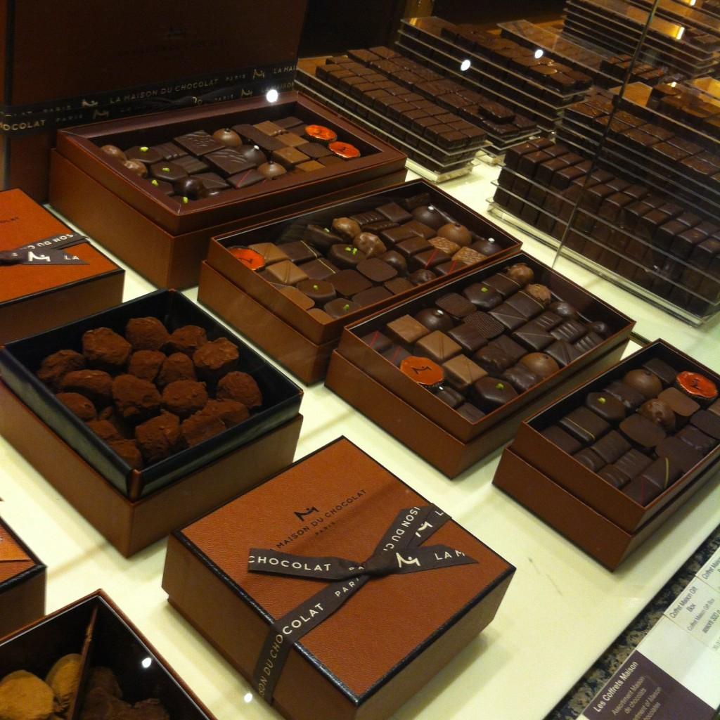 дом шоколада