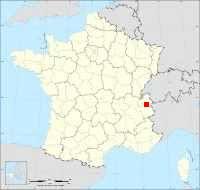 нотр дам де бэлькомб на карте франции
