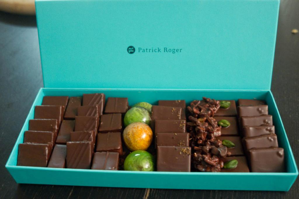 патрик роже шоколад
