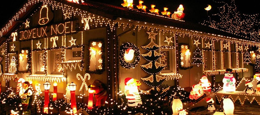 рождественский рынок монпарнас