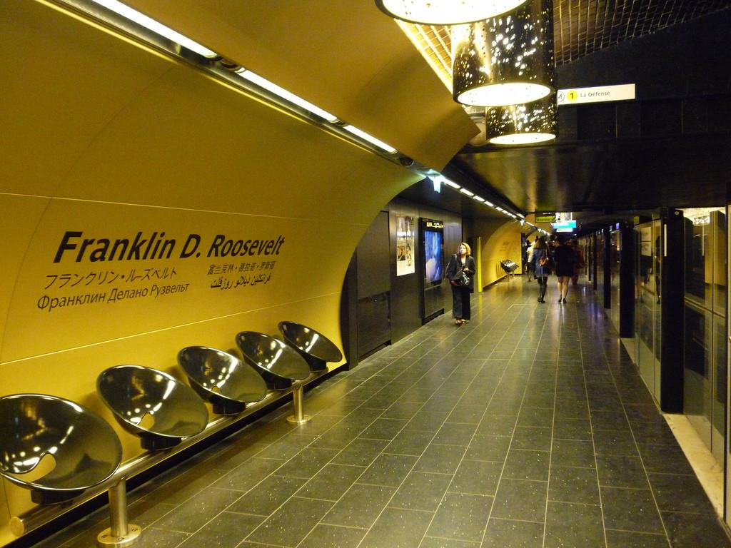 станция франклин рузвельт