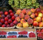 фрукты рынок