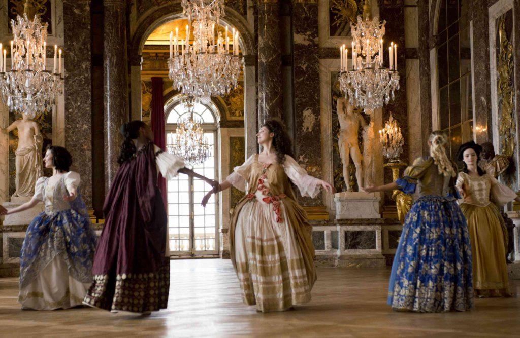 2013-03-06 Chateau de Versailles Spectacle danse baroque galerie des Glaces