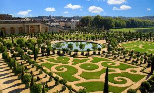 сады версаля1