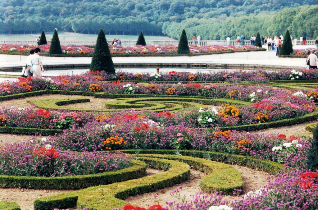 сады версаля2