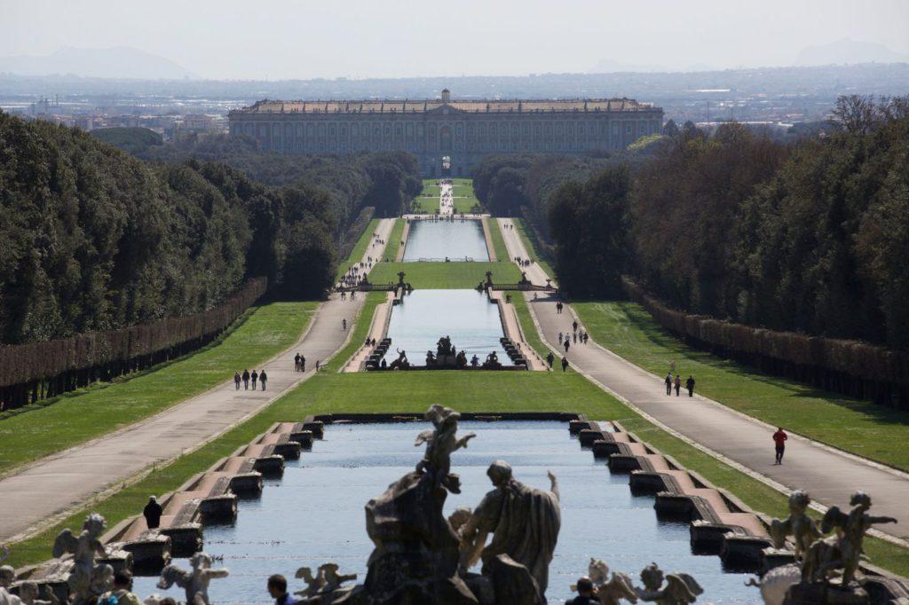 Большой канал Версаля
