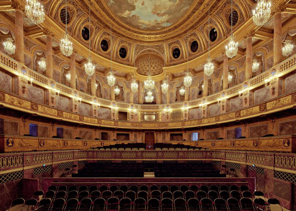 Королевская опера Версаля