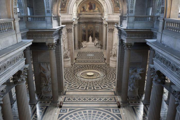 Пантеон   Музеи