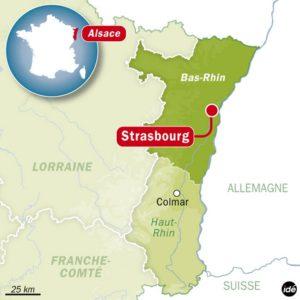 Страсбург | Города